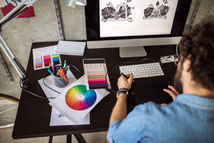 How a Graphic Design Artist Can Be Joyful at Work?
